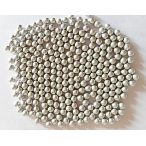Aluminium balls