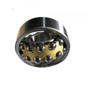 Chrome steel self-aligning ball bearing 12series 13series