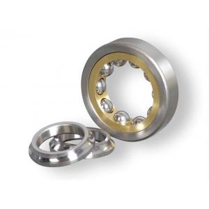 QJ series four point angular contact ball bearing